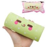 Оригинал SquishyFun Squishy яйца Roll Toy 14.5 * 6 * 5CM Медленный рост с подарком коллекции упаковки Soft Игрушка