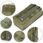 Оригинал Военный Тактический рюкзак Малый штурмовой комплект Army Molle На открытом воздухе Спортивные карманы Тактические Сумка