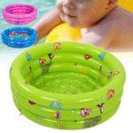Оригинал Круглый Baby Kids Плавание Ocean Ball Бассейн Надувное купание Бассейн Малыш для воды Fun Bath Toys