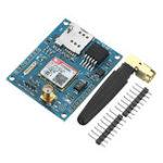 Оригинал SIM800C Совет по развитию GSM GPRS Поддержка модуля Сообщение Bluetooth TTS DTMF Quad-band