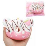 Оригинал Yummiibear Donut Squishy 12CM медленно растет с подарком коллекции упаковки Soft Toy