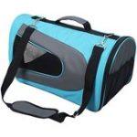 Оригинал Soft-Sided Кот Carrier Small Dogs Pet Travel Портативный питомник с удобной подушкой внутри Pet Сумка