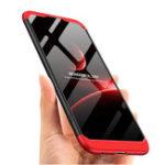 Оригинал Bakeey™3в1Double Dip 360 ° Full ПК Защитный Чехол Для HUAWEI nova 3e / Huawei P20 Lite