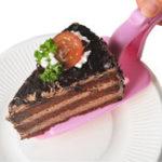 Оригинал HonanaPushableCakeScoopCakeShovel Творческий гаджет для перемещения торта Scoop Съемный и моющийся выпечка Набор