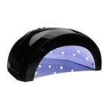 Оригинал 48W Black UV Led Лампа Ногти Установка времени машины для сушильной машины