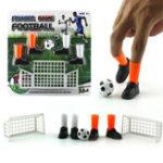 Оригинал Идеальная партия Finger Soccer Match Funny Finger Игрушка Игры Гаджеты Новинки Игрушки Интересный футбол