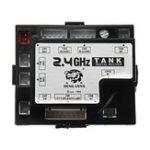 Оригинал Henglong 2.4G Version-5.2 6 * 4 * 1 см Приемник Доска для 1/16 Rc Части для курения № TK-EC001B