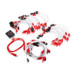 Оригинал Z3X Activated Коробка Edition Unlock & Flash & Repair Инструмент Для сотовых телефонов Samsung с 50 кабелями