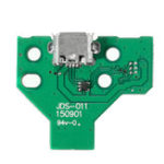 Оригинал JDS-011 Micro USB Зарядка Разъем Плата для PS4 DualShock 4 Контроллер видеоигр