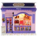 Оригинал Мебель Кукольный домик Миниатюра DIY Набор Kid House Play DIY Дом кукол