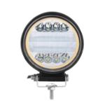 Оригинал 1шт30WБелый6000K2100LM20 LED Авто Свет работы с желтым кольцом Halo для внедорожных внедорожников