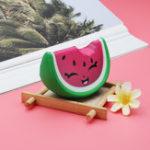 Оригинал Meistoyland Squishy Mini Розовый Улыбка Арбуз Фрукты Squishy Медленная Восходящая Игрушка Soft Мини Смазливая Игрушка