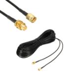 Оригинал 20CM / 1M / 5M / 10M SMA для мужчин и женщин Wireless Антенна Удлинительный кабель