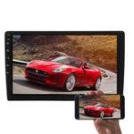 Оригинал 10 дюймов Android 1080P Авто MP5-плеер GPS 2G + 32G Stereo Радио 4G 2Din OBD Mirror Link