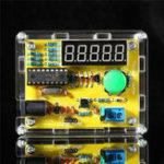 Оригинал DIY Наборы 1Hz-50MHz Тестер тестера счетчика частоты кристалла Чехол