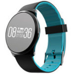 Оригинал BakeeyL5КруглыйзеркальныйэкранBluetooth Шагомер Браслет Smart Wristband для мобильного телефона