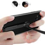 Оригинал Benks 90-градусная адсорбция Type C Игровой плоский зарядный кабель для передачи данных 1,2 м для Oneplus 5t 6 Xiaomi 6 S9 +