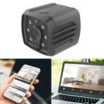 Оригинал XANESH7HD1080P140градусов Широкоугольный беспроводной ночной вид спорта Mini Mini камера DV Video Recorder Поддержка 128G TF карт Контроль прило