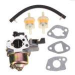 Оригинал Фильтры топливной линии карбюратора Набор для Honda HR194 HR195 HR214 HR215 HR216