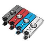 Оригинал Беспламенное ветрозащитное USB электрическое зажигание Перезаряжаемый прикуриватель Fidget Spinner Safe Gift