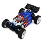 Оригинал ZDRacingRAPTORSBX-1690511/16 2.4G 4WD 55 км / ч Бесколлекторный Гонки Rc Авто Внедорожные багги RTR Toys