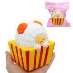 Оригинал Cup Sheep Squishy 8 * 10CM Медленный рост с подарком коллекции упаковки Soft Игрушка