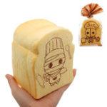 Оригинал Суши Squishy 14 см Медленный рост с подарком коллекции упаковки Soft Игрушка