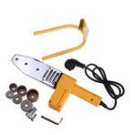 Оригинал 900W Электрическая сварочная машина для нагрева труб для PPR PE PP PPC Трубка с головками 20-63 мм