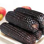 Оригинал Egrow 30Pcs / Pack Черная восковая кукуруза Семена Садоводческая ферма Овощная кукуруза Черная липкая кукуруза Семена