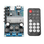 Оригинал TPA3116D2 Bluetooth Усилитель Плата 50Wx2 Bluetooth 4,2 Приемная плата для приемника FM Радио Декодер USB WMA MP3-звонки