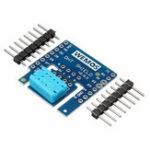 Оригинал 10шт Wemos® DHT Shield V2.0.0 для WEMOS D1 Mini DHT12 I2C Цифровая температура и влажность Модуль Датчик
