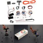 Оригинал 5 ~ 6,4 В Развитие Робот для насекомых Hexa Robot Набор Поддержка Wireless & Bluetooth 4.0 Совместимость с Ard