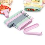 Оригинал Honana12pcs/SetСумкаЗажимы для бытовых закусок Хранение свежих продуктов Сумка Sealer Kitchen Инструмент Аксессуары Мини-вакуумный ге