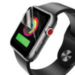 Оригинал RockHydrogelWatchScreenProtectorдля Apple Watch Series 2 / Series 3 42 мм / 38 мм Самовосстанавливающийся Bubble Free