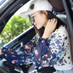 Оригинал Женское Летние шифон вождения рукава для обложки