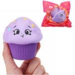 Оригинал Мультяшный мороженое Squishy 8 CM Медленный рост с подарком коллекции упаковки Soft Toy