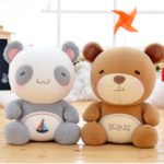 Оригинал Metoo 19CM Cotton Кукла Cute Rabbit Плюшевые игрушки Рождественские подарки для малышей