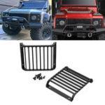 Оригинал 2PC Передняя световая ограждающая решетка Абажуры для TRAXXAS TRX-4 TRX Land Rover Defender 1/10 Rc Авто Запчасти