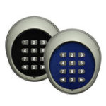 Оригинал ALEKO433MHzПодсветкаБеспроводнаяклавиатураУниверсальная Дистанционное Управление Переключатель для доступа к двери ALEKO