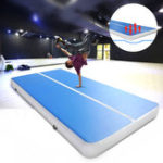 Оригинал 236.2×39.4×3.94inch ПВХ надувной GYM Air Track Mat Airtrack Gymnastics Mat Cheerleading Training Equipment