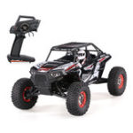 Оригинал Wltoys 10428-B2 1/10 2.4G 4WD 40 км / ч Racing Rc Авто Rock Crawler Off-Road Buggy RTR Toy