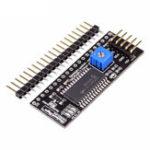 Оригинал 3шт RobotDyn® 5V Графика LCD 12864 Плата управления подсветкой модуля адаптера I2C MCP23017 Водительская плата