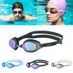 Оригинал NaturehikeNH18Y030-JПлавательныеочкиAnti-Fog UV Protection HD Очки С Силиконовый Earplugs Набор