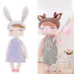 Оригинал Metoo 13inch 33 * 12 * 8CM Angela Rabbit Плюшевые игрушки Кукла Подарок для детей