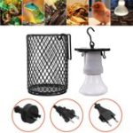 Оригинал E27 60W Инфракрасный Керамический Излучатель теплого света Рептилия Pet Brooder Bulb US EU AU Plug AC110V AC220V