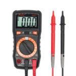 Оригинал UYIGAO UA971 LCD Вольтметр Амперметр Мультиметр Температурный диодный тестер с измерением температуры