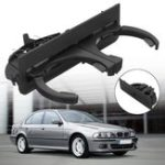 Оригинал Черный ABS Автомобильная задняя двойная чашка для питья Держатель для крепления держателя для BMW 5 серии E39 51168184520
