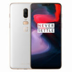 Оригинал OnePlus 6 6.28 дюймов 19: 9 AMOLED NFC Android 8.1 8GB RAM 128GB ПЗУ Snapdragon 845 4G Смартфон