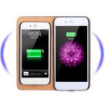 Оригинал Bakeey 10W QI Беспроводное зарядное устройство для зарядки для iPhone X/iPhone 8 Plus/iPhone 8