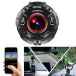 Оригинал XANESS222HD1080PWIFIкамера Ночное видение Vlog камера Смарт-браслет с 900mAh Батарея 30M Водонепроницаемы Mini Camcorder Wearable камера